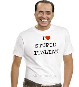 italiani stupidi
